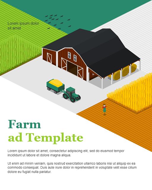 Farm Advertisement