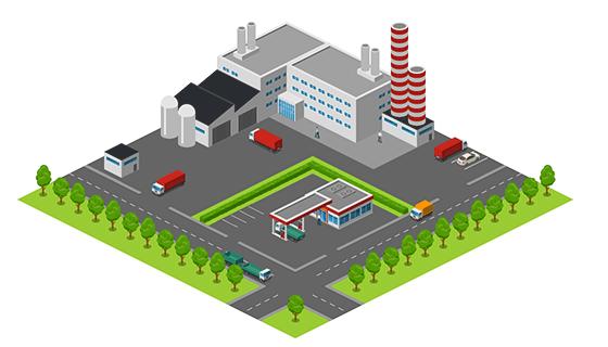 Area - Industrial