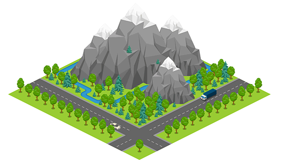 Area - Nature