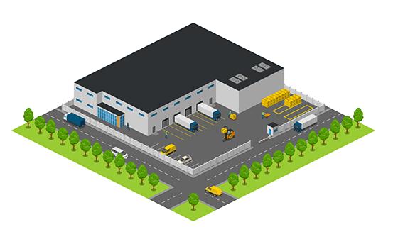 Area - Warehouse