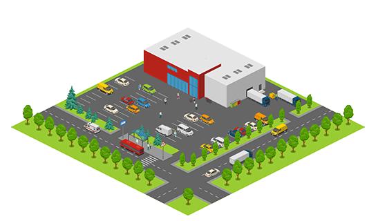 Area-Supermarket