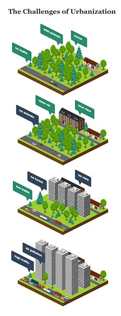 Urbanization Challenges
