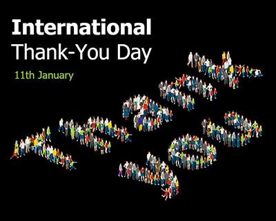 International Thank You Day