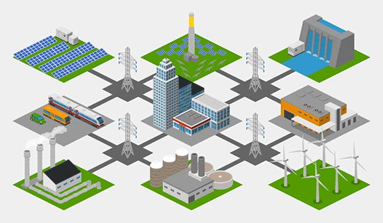 Renewable Energy Diagram