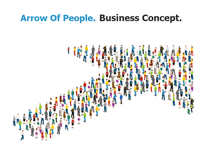 Arrow of People
