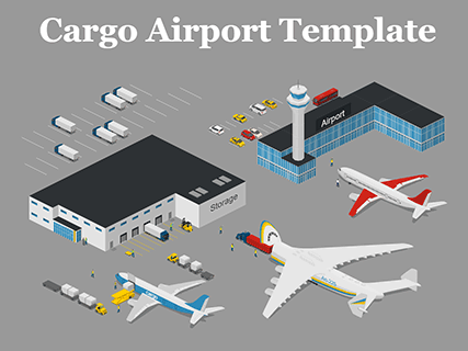 Cargo Airport Template