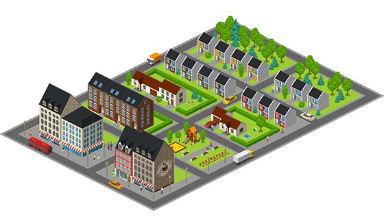 Residential Quarter