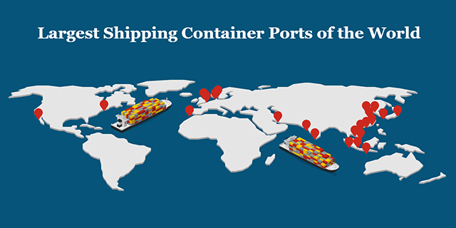 Largest Ports