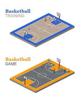 Basketball Training&Game