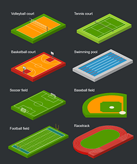 Sports Arenas