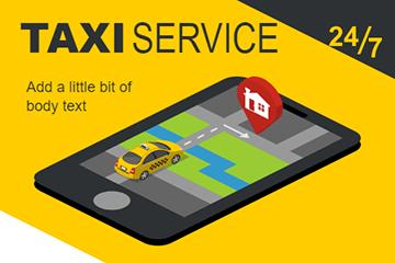 Taxi Service 1